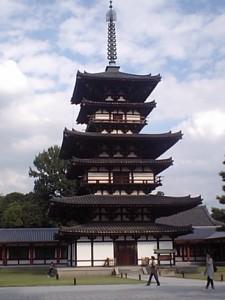 20090921 奈良・薬師寺12