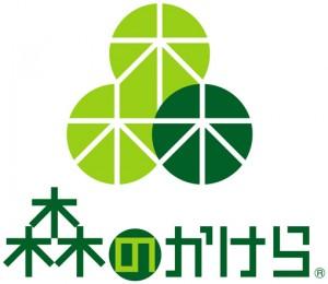 森のかけら+ロゴ