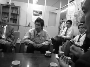 20101027 掌の記憶に残る森③