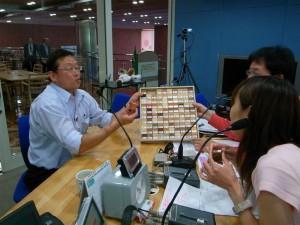 20110521 森よ、あれが南海放送ラジオのマイクだ~!⑤